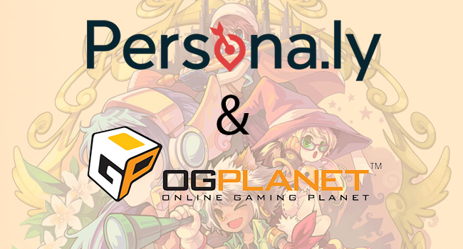 Persona.ly Partners with OGPlanet