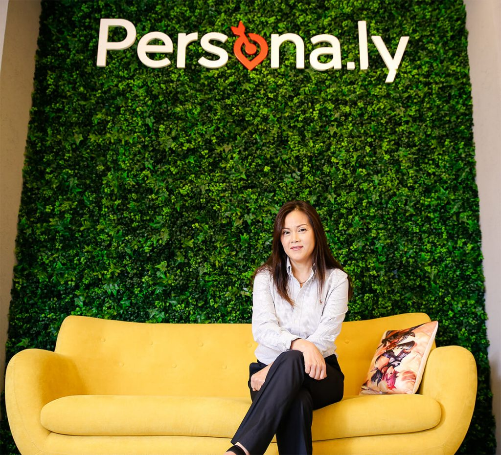 Eve Avgil, Country Manager - China, at Persona.ly