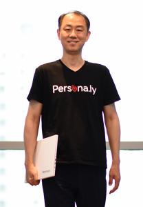 Ryu Myong, Head of APAC at Persona.ly