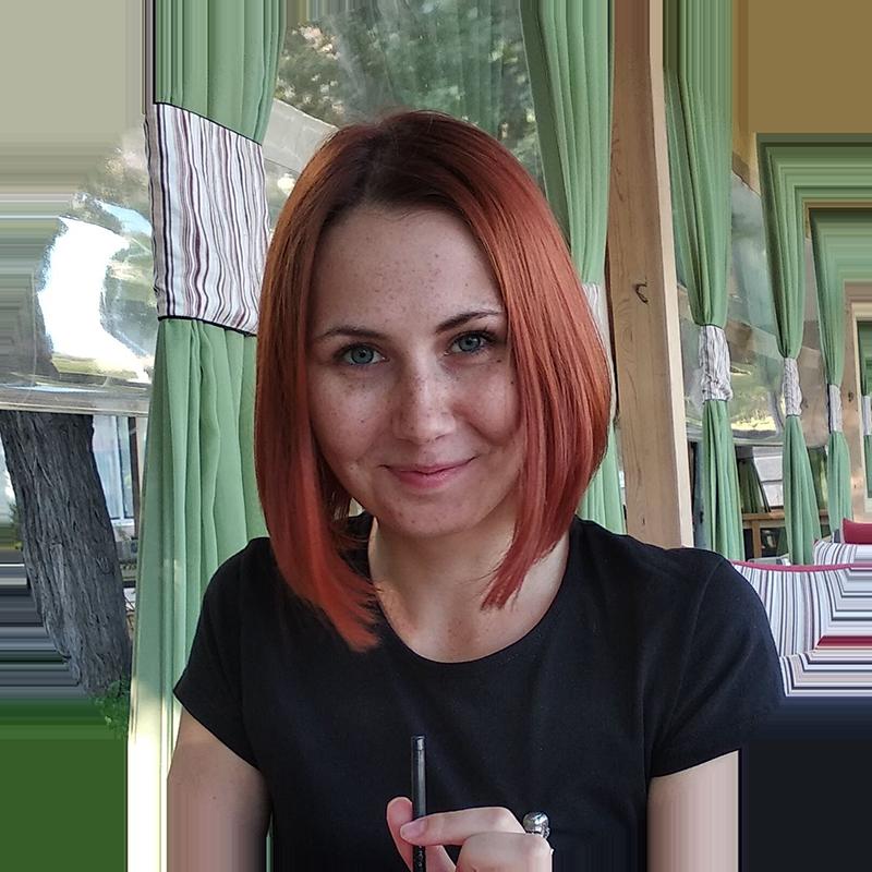 Olga Smirnova, UA Manager @ Kefir!